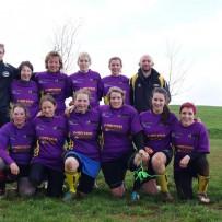 Équipe féminine 2015 2016